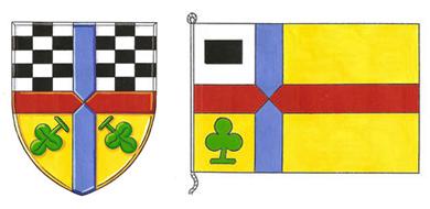 Vlag en wapen van Opeinde