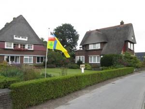 Ruim 100 boekers namen een kijkje in de boerderij van Antonides in Opeinde.