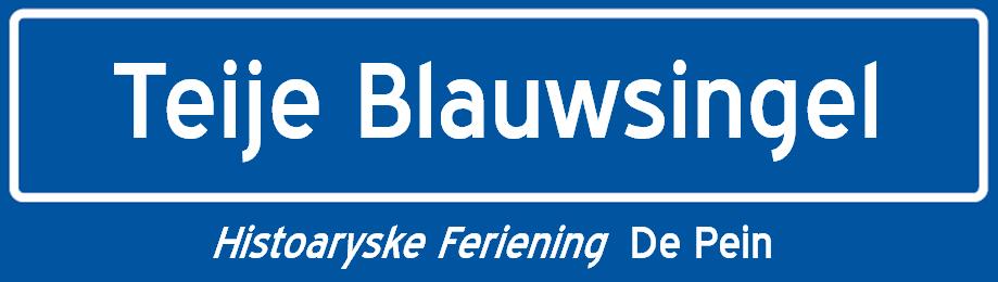 Teije Blauwsingel