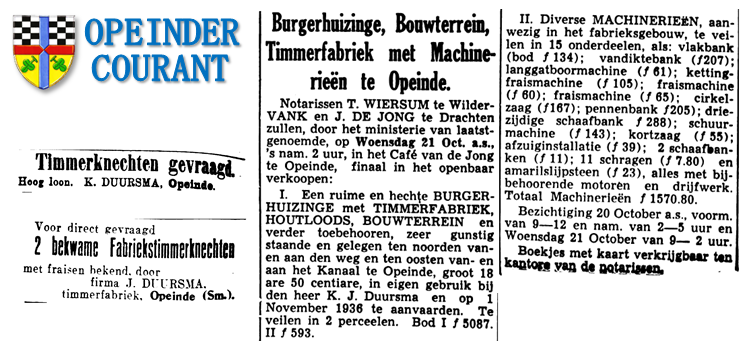 Opeinder Courant #7