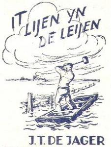 De cover van het boek van De Jager.